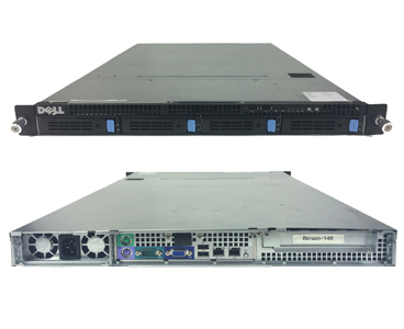 Dell PowerEdge C1100 8 Cores 32GB RAM